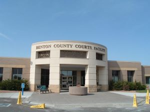 Benton County Courthouse - Gary C  Dahle, Attorney at Law